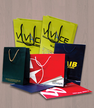 Custom Paperbags Printing Singapore