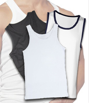 Sleeveless Tees Printing